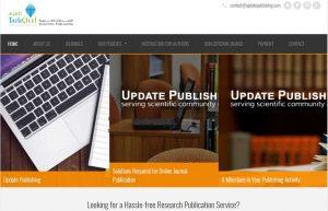 Tathqeef Scientific Publishing